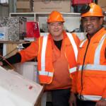Roger Carey & Ravi Naidu, Supervisors